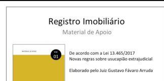 Registro Imobiliário