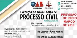 Execução no Novo Código de Processo Civil