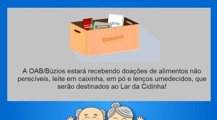 Campanha de Doação